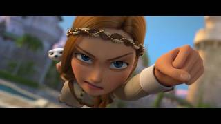 The Snow Queen: Mirrorlands (201 HD
