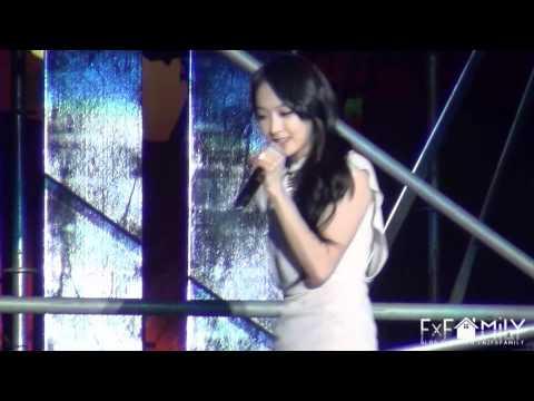 [HD Fancam][fx家族] 131019 Victoria宋茜 - Summer Breeze 被風吹过的夏天 ( SMT in Beijing )