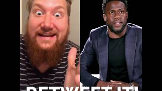 Comedian blasts Kevin Hart for quitting The Oscars over tweets!