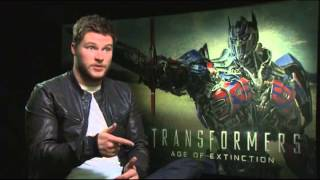 Jack Reynor on his Irish accent in Transformers
