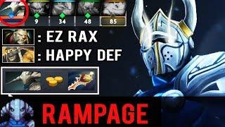 MEGACREEPS All Team Death EPIC Rapier Sven vs Pusher Team Unreal Comeback vs Rage Chat Dota 2