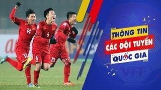 U23 Việt Nam thuộc nhóm hạt giống số 1, thi đấu trên sân nhà tại VL U23 châu Á 2020 | VFF Channel