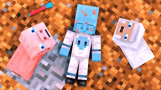 Alien & Villager Life 2 - Alien Being Minecraft Animation