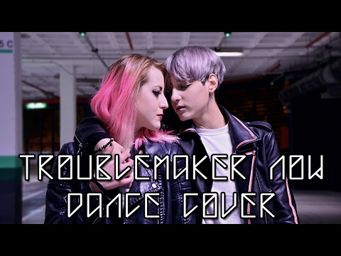 Kunny - '내일은 없어 (Now)' Trouble Maker Dance Cover
