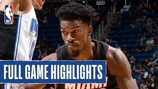 HEAT at MAGIC | Jimmy Butler Leads With 23 | 2019 NBA Preseason