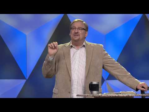 Transformed: Transforming How I See & Use Money | Rick Warren