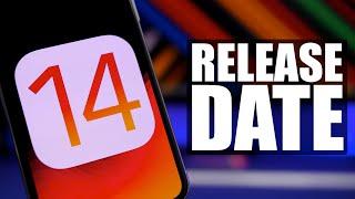 iOS 14 - Final Release Date !?