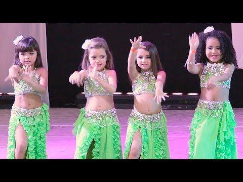 Espaço de Dança Daniela Guimarães - Grupo Infantil ® Belíssimas - Congresso Mineiro 2017