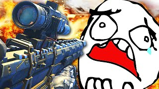 BEST CALL OF DUTY GUN GAME TROLLING!