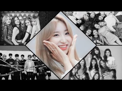 Izone Lee Chaeyeon Dancing to other groups song.