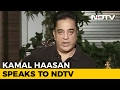Kamal Haasan Backs Panneerselvam, Says 'Sasikala Reality H..