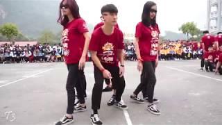 Flashmob 12 Chuyên Lý LK14 - Chuyên Hà Giang