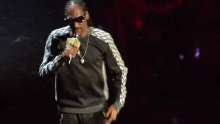 Alicia Keys, Snoop, T.I., Treach and YG - Tupac Tribute - Rock & Roll Hall of Fame 2017