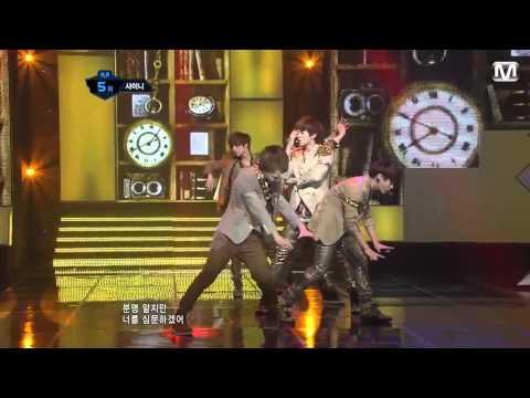 Live HD | 120419 SHINee - Sherlock 셜록 (Clue + Note) @M! Countdown
