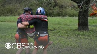 Coast Guard rescues trapped people after Hurricane Florence