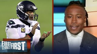 Russell Wilson is about to be a Seattle Seahawk for a long time —Brandon | NFL | FIRST THINGS FIRST