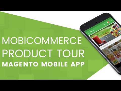 Learn to build Magento mobile app in 48 hours with Mobicommerce