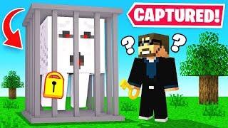 SPAWNING *GHASTS* in the OVERWORLD (Minecraft)