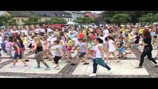 Flash Mob Pszczyna (23.06.2013)