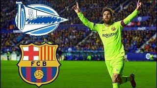 Deportivo Alaves vs Barcelona, La Liga 2019 - MATCH PREVIEW