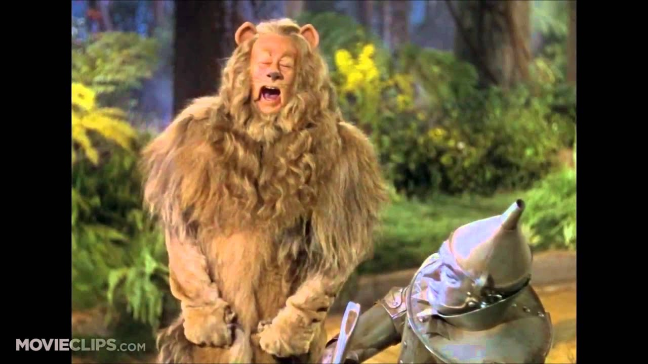 Cowardly Lion Growl Compilation Youtube
