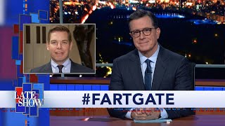 Regarding #Fartgate, Whomever Dealt It Has Nothing To Be Ashamed Of