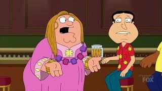 Family Guy - Peter is A Transgender