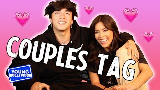 TikTok's Quinton Griggs & Cynthia Parker's First Interview As a Couple!