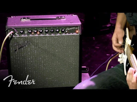 Fender Champion™ 20, 40 and 100 Amps