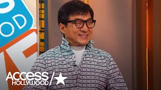 Jackie Chan On Why We Seeks Variety In His Roles: 'I Want To Be Like Robert De Niro'