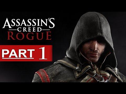 Assassin's Creed Rogue Walkthrough Part 1 [1080p HD] Assassin's Creed Rogue Gameplay - No Commentary