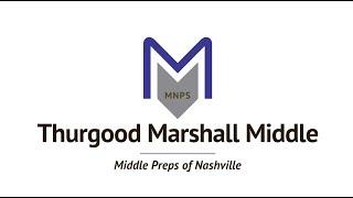 Thurgood Marshall Middle Prep