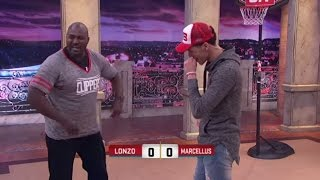 Marcellus Wiley Goes One-On-One With Lonzo Ball | SportsNation | ESPN