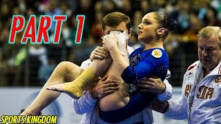 TOP Most Dangerous Women Sports Injuries In History [Part 1]