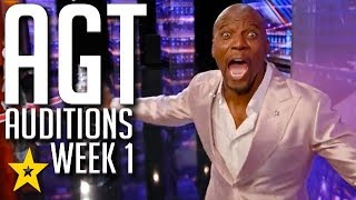 America's Got Talent Auditions 2020 | WEEK 1 | Got Talent Global