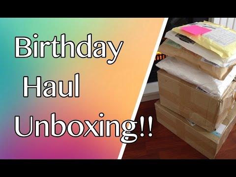 Huge Kpop Unboxing! (Catchopcd/Ebay/Yesasia)