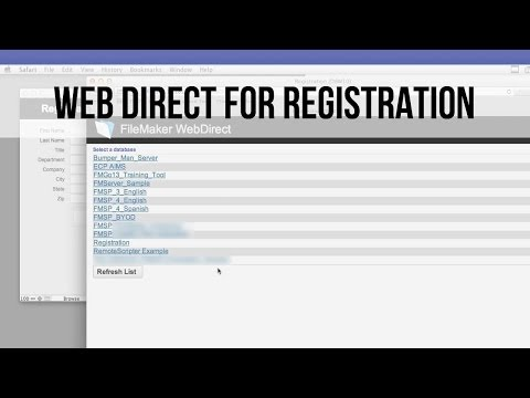 WebDirect Registration or Creating a Survey