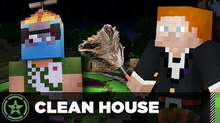 Let's Play Minecraft: Ep. 189 - Clean House