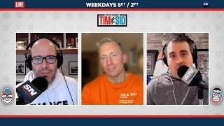 Will Georges St-Pierre Come Out Of Retirement To Fight Khabib Nurmagomedov? | Tim & Sid