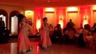 Maria Shaadi Dance Pakistani wedding mehndi 2013