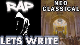 Let's Write NEOCLASSICAL and RAP Music with Harmonic Minor [SONGWRITING / MUSIC THEORY]