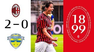 Highlights | AC Milan 2-0 Tavagnacco | Matchday 4 Serie A Women 2019/20