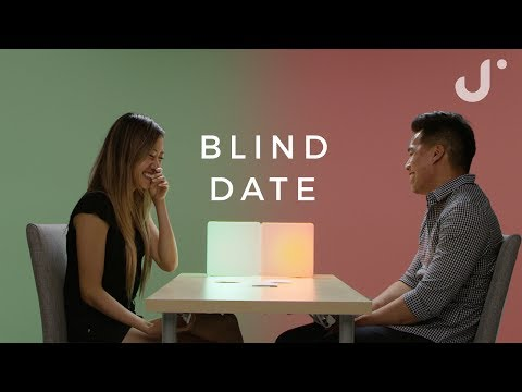 Strangers Play Never Have I Ever on a Blind Date   Linda & Jeff