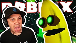 I Found The DEADLIEST BANANA In Roblox...