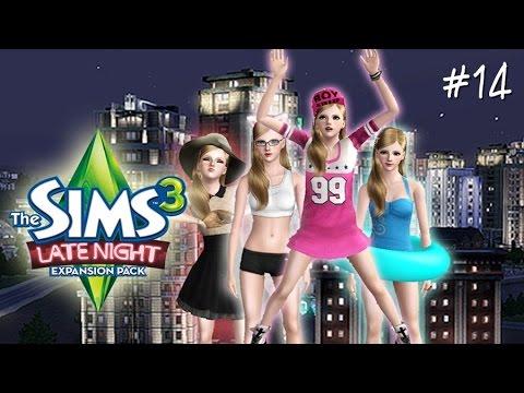 [Livestream] The Sims 3 Late Night #14 ยัยตัวร้ายกับคุณชายแวมไพร์