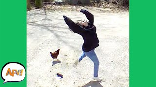 FAIL Like Nobody's WATCHING! 😂   Funny Videos   AFV 2020