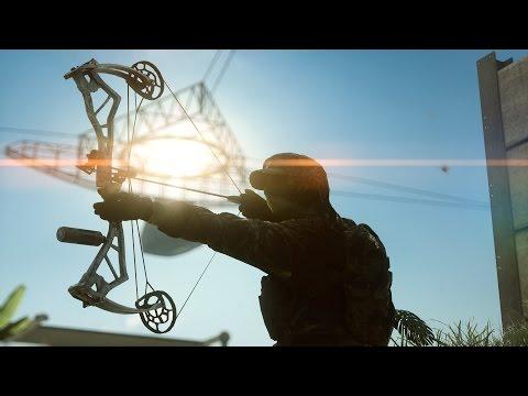 Baixar [Battlefield 4] The Phantom Bow can pretty much destroy everything