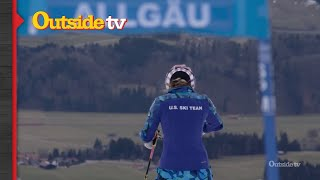 Shiffrin Tackles the 2018 Giant Slalom in Ofterschwang | In Search of Speed