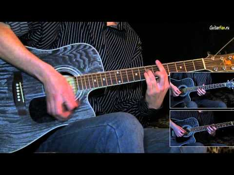 Алиса - Веретено (Кавер под гитару)