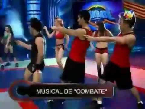 Esto es Combate - Combate 09/07/12 Nueva Canción